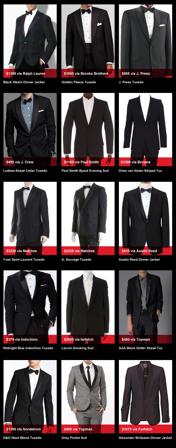 Buyers Guyed Tuxedos Buyers Guyed: Tuxedos