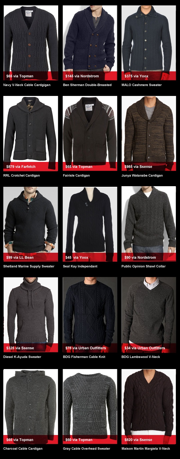 buyersguyedSWEATERS Buyers Guyed: Sweaters