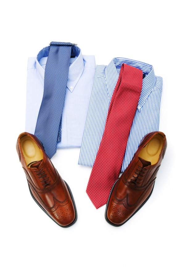 14 Rules for Mixing & Matching Your Shirt & Tie