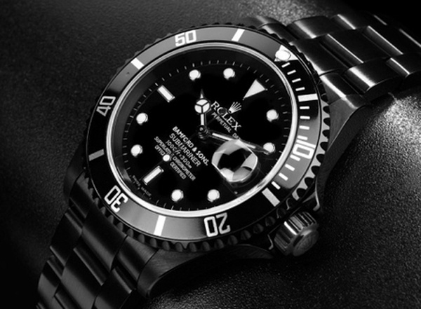 Bamford and Sons 10th anniversary custom rolex Submariner PVD Top 10 Things I Want Right Now