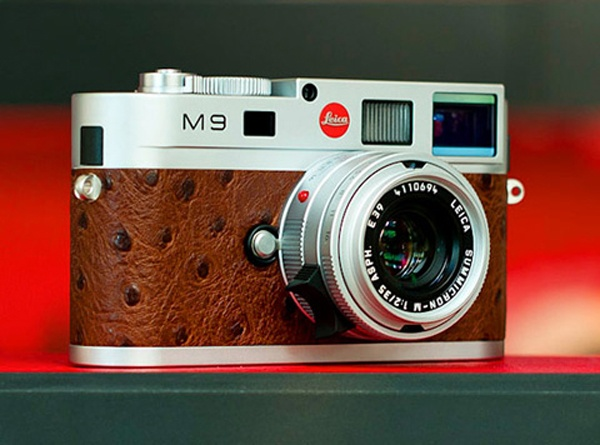 Limited Edition Leica m9 Ostrich Top 10 Things I Want Right Now