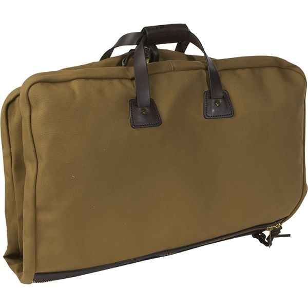 filson garment bag suit cover desert tan 3777512 10 Stylish Pieces of Luggage