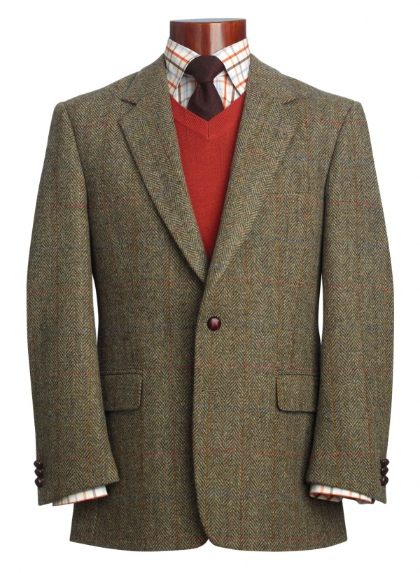 harris tweed jacket l 5 Timeless Articles of Clothing