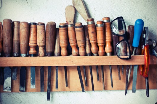 tools How To Add A Refined Touch To Your Bachelor Pad: Part 2