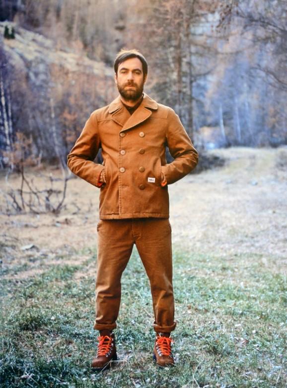 Carhartt Fall Winter 2012 08 578x780 Lookbook: Carharrt Fall/Winter 2012 Heritage Collection