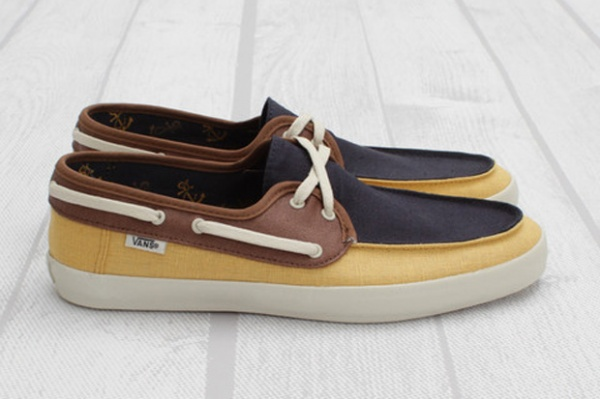 5 Great Boat Shoes for Summer