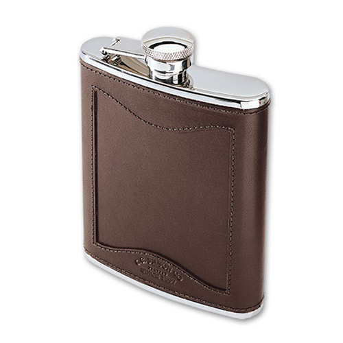 Filson Leather Covered Flask Guide To Drinking: Buying The Right Flask