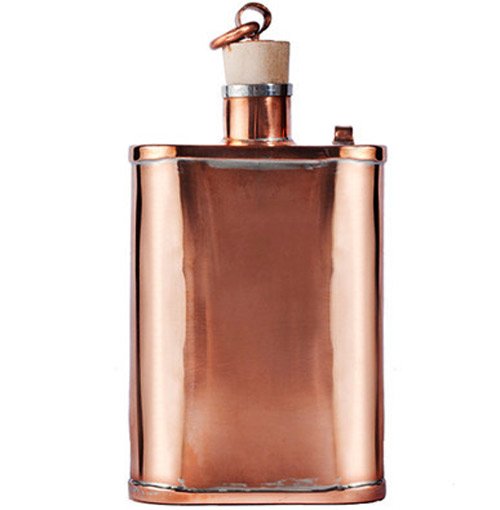 Jacob Bromwell Handmade Copper Flask Guide To Drinking: Buying The Right Flask