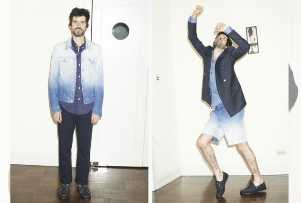 band of outsiders spring summer 2014 lookbook 05 630x426 Band of Outsiders Spring/Summer 2014 Lookbook