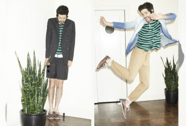 band of outsiders spring summer 2014 lookbook 06 630x426 Band of Outsiders Spring/Summer 2014 Lookbook