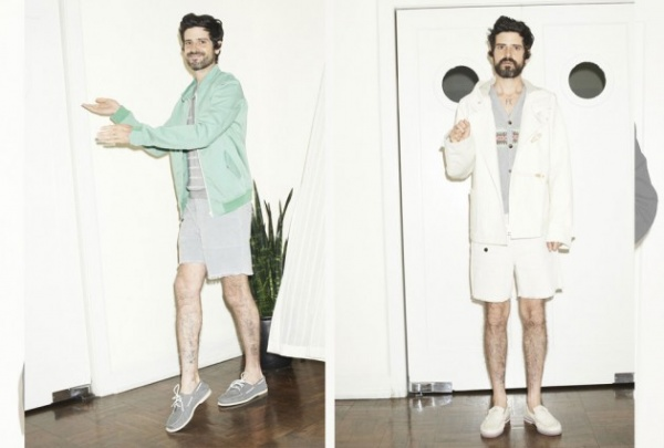 band of outsiders spring summer 2014 lookbook 08 630x426 Band of Outsiders Spring/Summer 2014 Lookbook