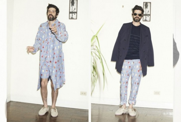 band of outsiders spring summer 2014 lookbook 10 630x426 Band of Outsiders Spring/Summer 2014 Lookbook