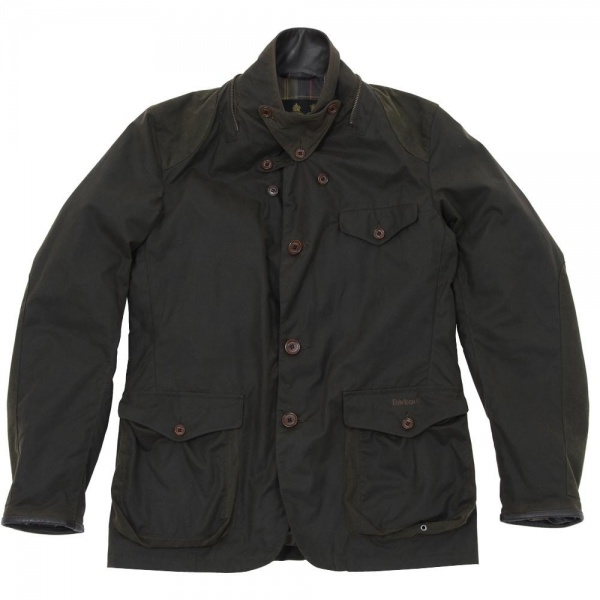 barbourbond9 1 1 Barbour Skyfall Commander Jacket