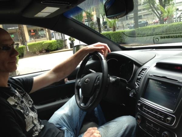 me kia Review: Kia Sorento SXL