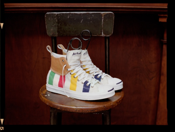 Converse x Hudsons Bay Company Duck Boot Converse x Hudsons Bay Fall 2013 Jack Purcell Collection