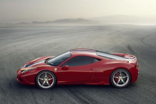 ferrari 458 speciale 1 Ferrari 458 Speciale