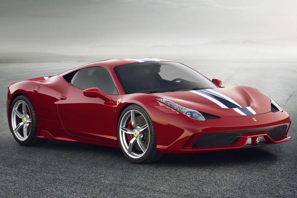 ferrari 458 speciale 2 Ferrari 458 Speciale