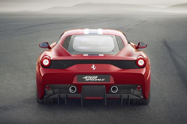 ferrari 458 speciale 4 Ferrari 458 Speciale