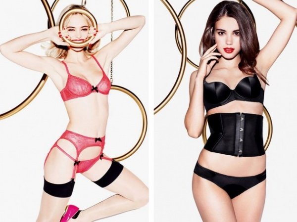 lagent agent provocateur campaign highsnobiety 3 630x472 LAgent by Agent Provocatuer Fall Campaign