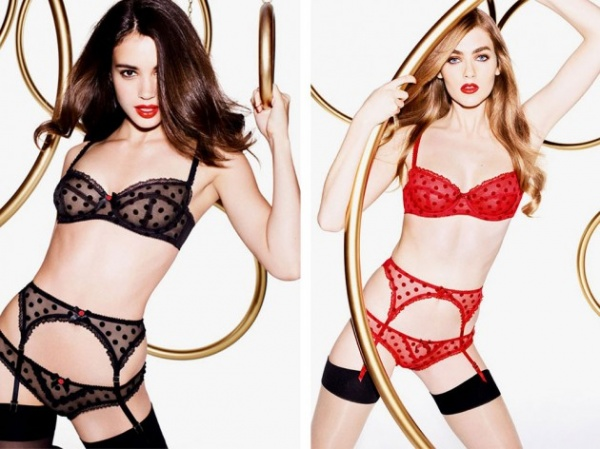 lagent agent provocateur campaign highsnobiety 5 630x472 LAgent by Agent Provocatuer Fall Campaign
