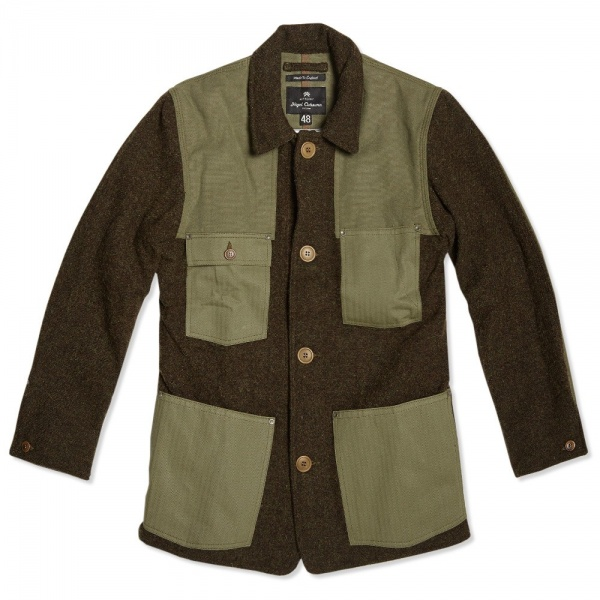 26 08 2013 nigelcabourn huntingjacket army1 10 Jackets You Need To Own This Fall