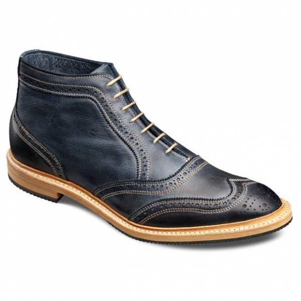 allenedmonds shoes cronmok navy l The Top 13 Mens Boots To Sport This Fall