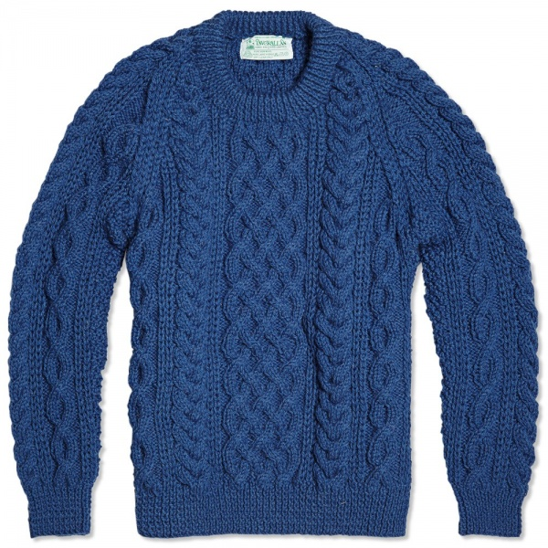 22 07 2013 iverallan crew blue  The Top 13 Sweaters To Bundle Up In This Fall