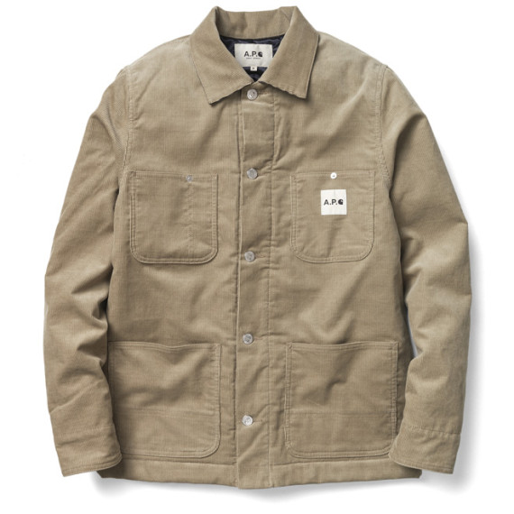 APC Carhartt Fall Winter 2013 Collection 03 570x570 A.P.C. x Carhartt – Fall/Winter 2013 Collection