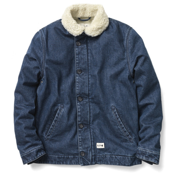 APC Carhartt Fall Winter 2013 Collection 07 570x570 A.P.C. x Carhartt – Fall/Winter 2013 Collection