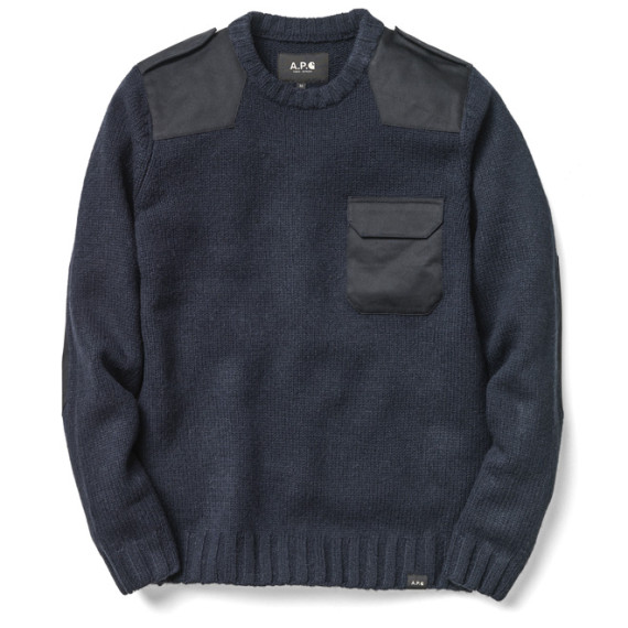 APC Carhartt Fall Winter 2013 Collection 17 570x570 A.P.C. x Carhartt – Fall/Winter 2013 Collection