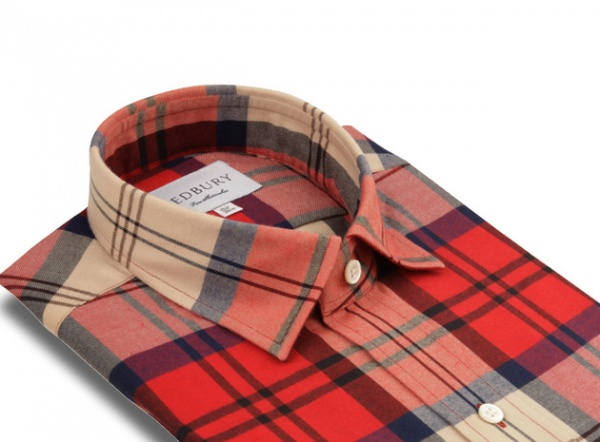 collar Ledbury Shirts: Innovative, Quality Shirts That Should Be In Your Ensemble