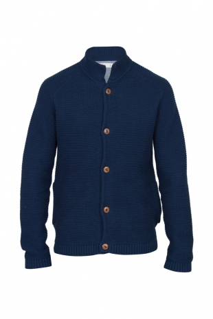 f2220k button up caridgan navy The Top 13 Sweaters To Bundle Up In This Fall