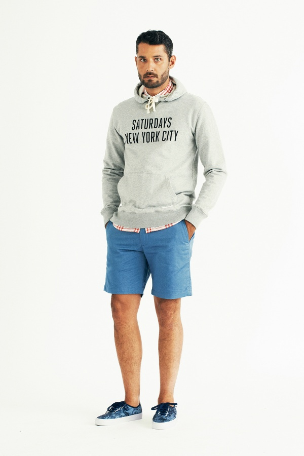 saturdays surf nyc 2014 springsummer lookbook 12 Saturdays Surf NYC Spring/Summer 2014 Collection