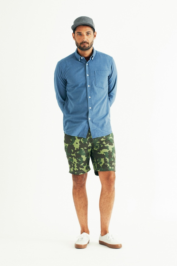 saturdays surf nyc 2014 springsummer lookbook 22 Saturdays Surf NYC Spring/Summer 2014 Collection