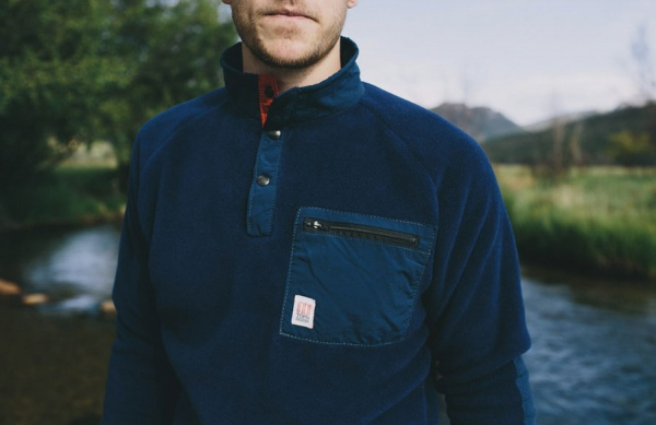 topo designs fleece navy model Topo Designs Fall 2013 Lookbook