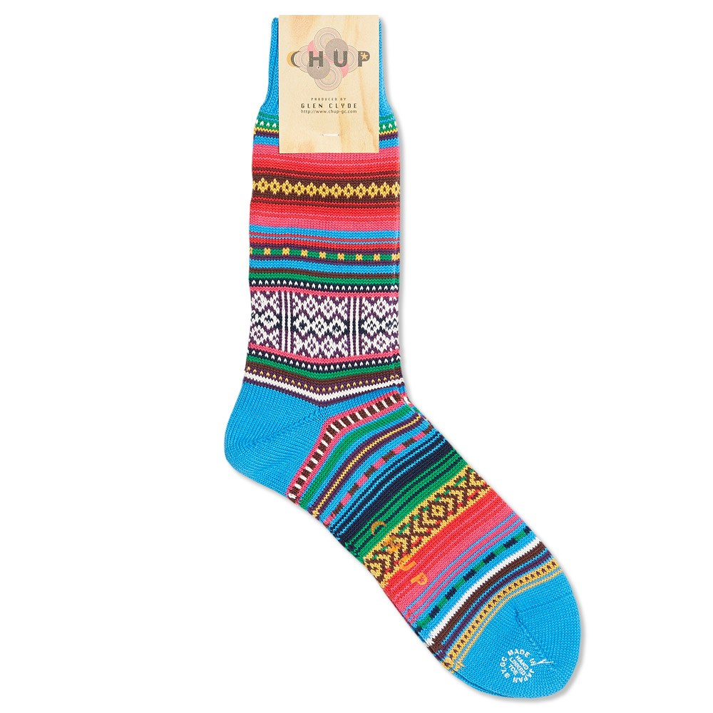 07 10 2013 chup pano blue1 Keep Your Toes Toasty With The 10 Best Pairs of Socks to Wear This Fall/Winter