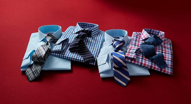 Yay or Nay? Esquire and Men's Wearhouse Team-Up For The Esquire Ultimate Shirt and Tie Collection