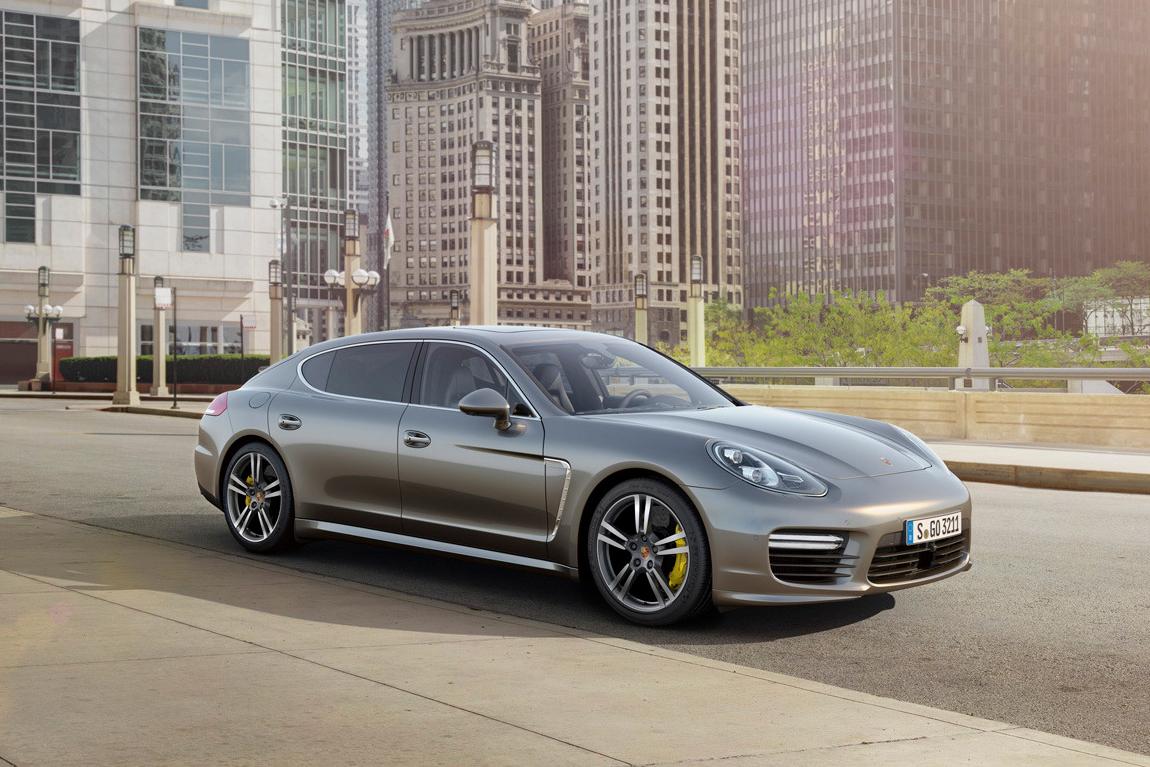 2014 porsche panamera turbo s 1 2014 Porsche Panamera Turbo S