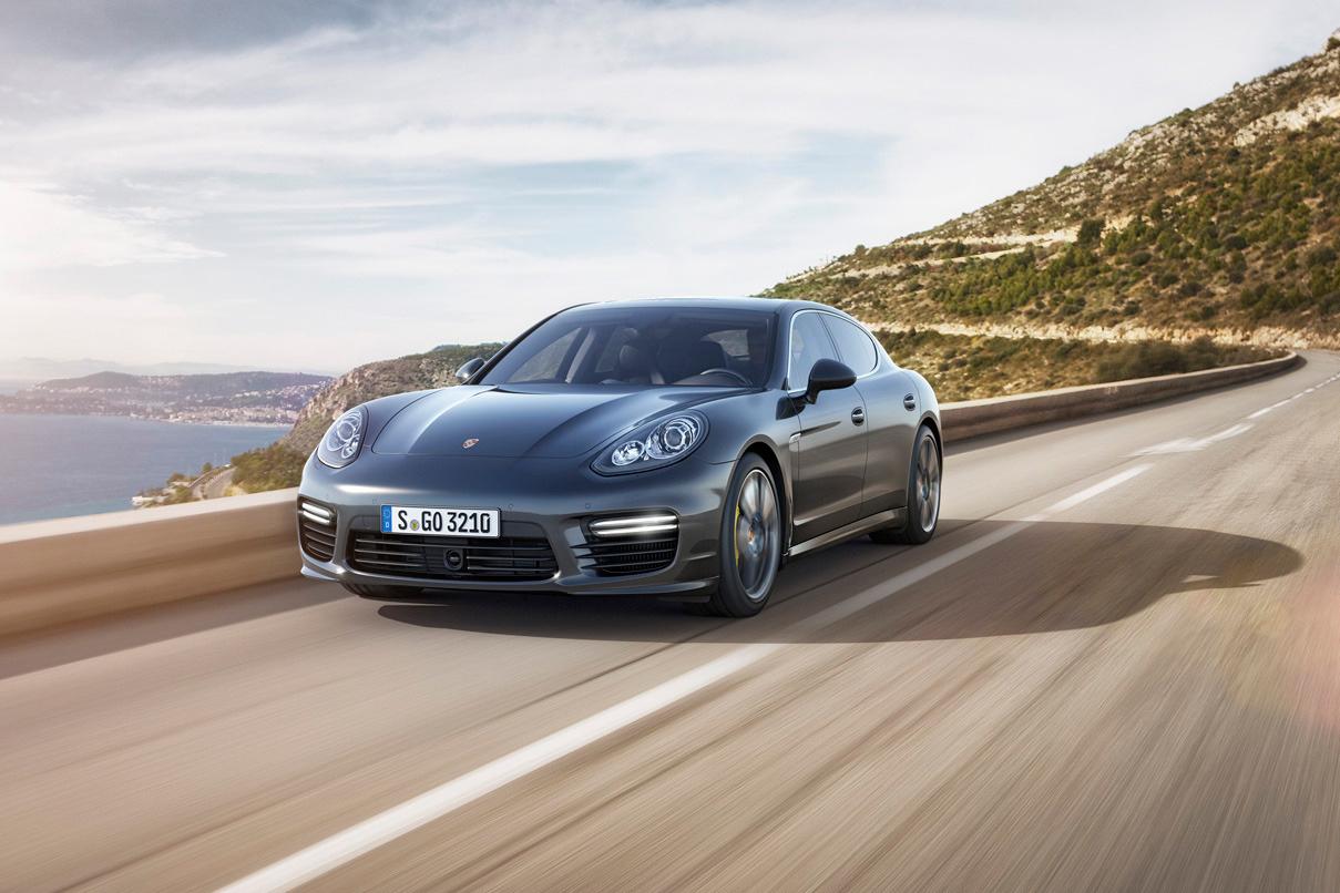 2014 porsche panamera turbo s 3 2014 Porsche Panamera Turbo S