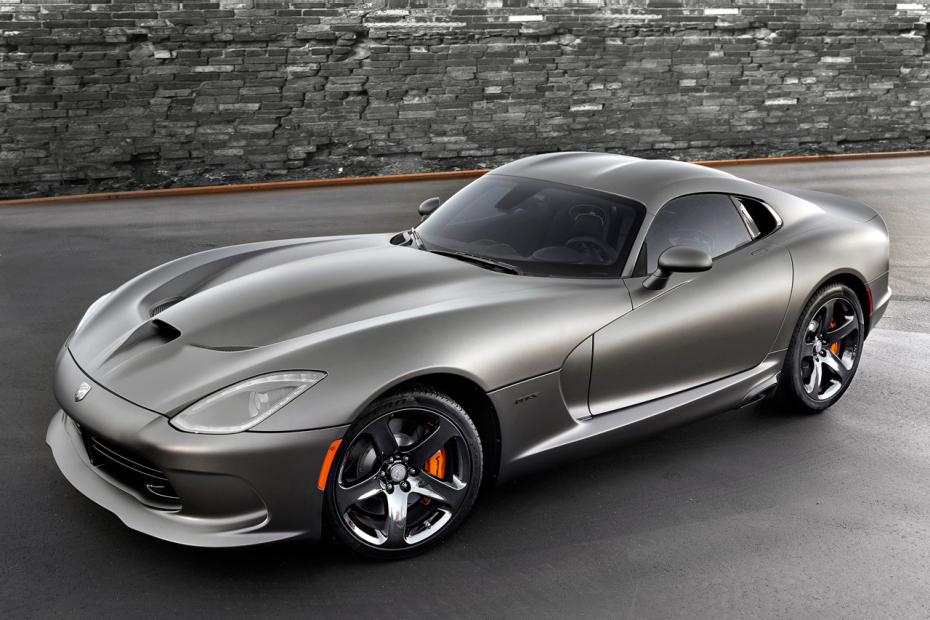 2014 srt viper gts anodized carbon special edition 1 2014 SRT Dodge Viper GTS Anodized Carbon Special Edition