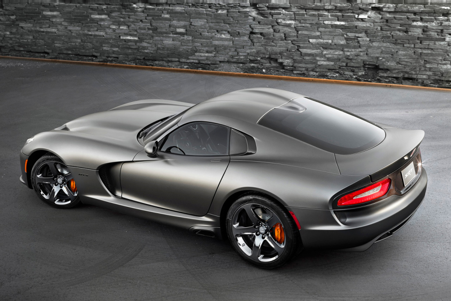 2014 srt viper gts anodized carbon special edition 2 2014 SRT Dodge Viper GTS Anodized Carbon Special Edition