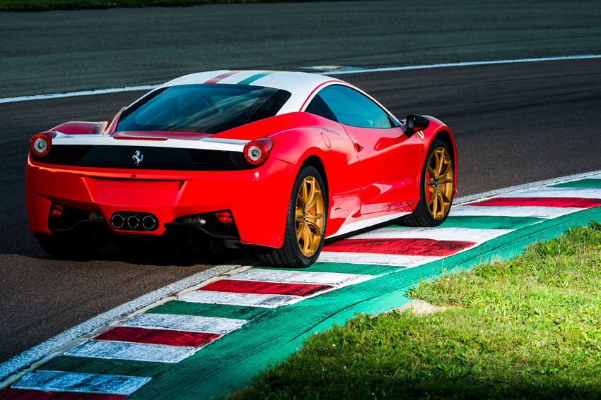 ferrari 458 niki lauda edition 3 Ferrari 458 Italia Niki Lauda Edition