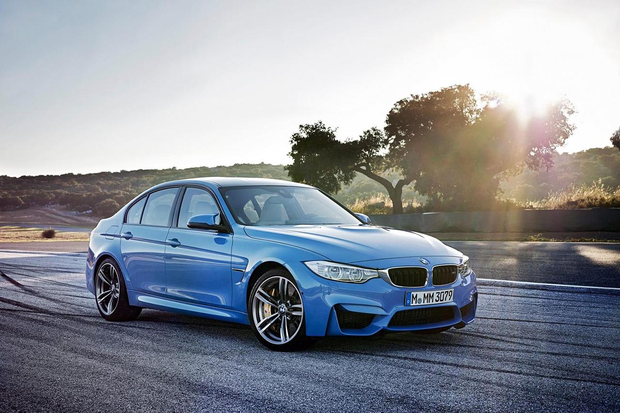 2015 bmw m3 m4 4 New 2015 BMW M3 & M4