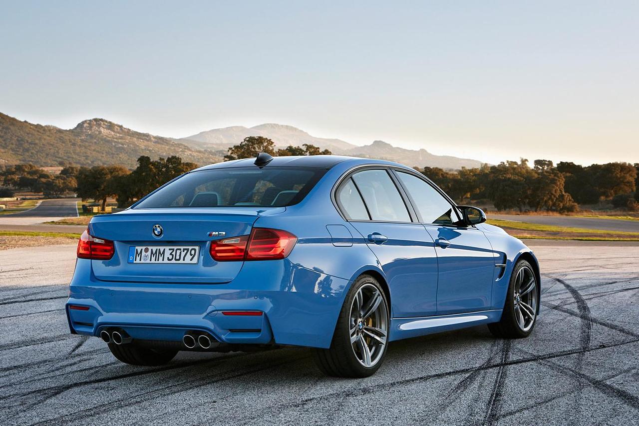 2015 bmw m3 m4 5 New 2015 BMW M3 & M4