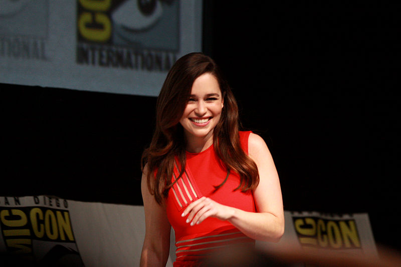 800px Emilia Clarke 9347957209 The 13 Sexiest Women of 2013