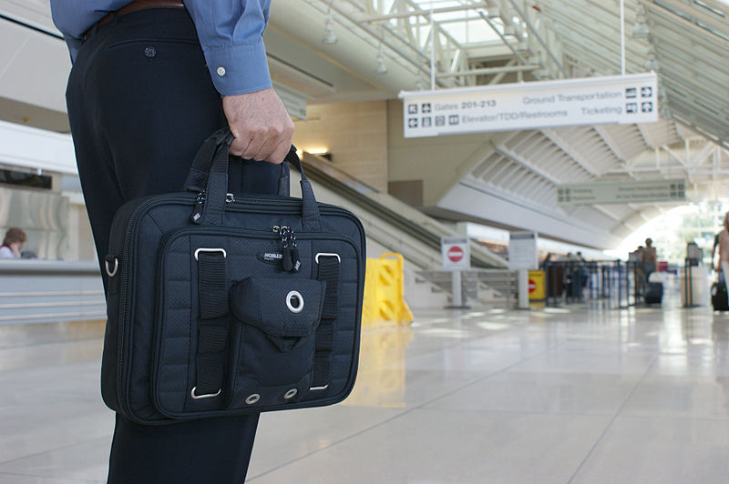 800px The Tablet Briefcase by Mobile Edge is lightweight and TSA compliant. The 6 Essential Bags That Every Man Should Own