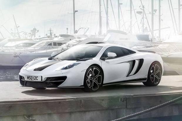 mclaren 12c special operations 1 McLaren MSO 12C Concept Supercar