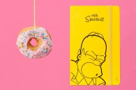 The Simpsons Moleskine Notebook Collection