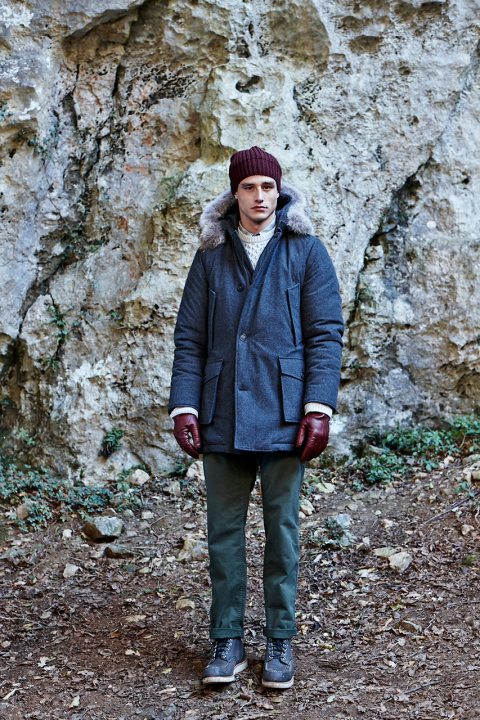 Woolrich John Rich Bros. Fall Winter 2014 Lookbook 21 Woolrich John Rich & Bros. Fall/Winter 2014 Loobook