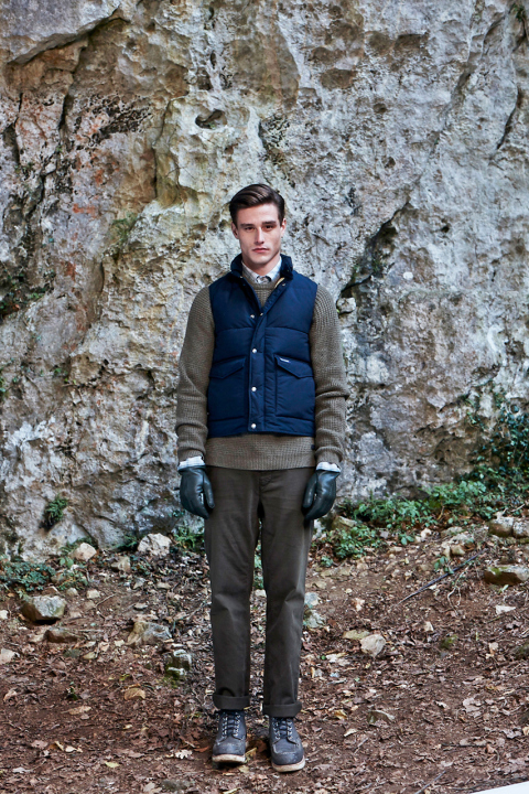 Woolrich John Rich Bros. Fall Winter 2014 Lookbook 5 Woolrich John Rich & Bros. Fall/Winter 2014 Loobook